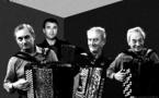Quatuor Toulouse Accordéon jeudi 21 mars