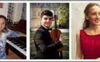 Trio Fioretti jeudi 19 décembre 18h30