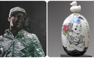 Exposition de peintures, de céramiques et de sculptures du 10 septembre au 08 octobre 2021