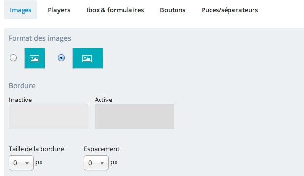 8503685d6dfc3 Les boutons, le player et autres aspects visuels   Aide en ligne ...