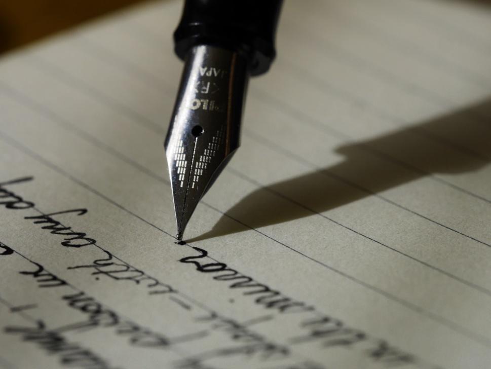 L'écriture permet de vous libérer de vos émotions