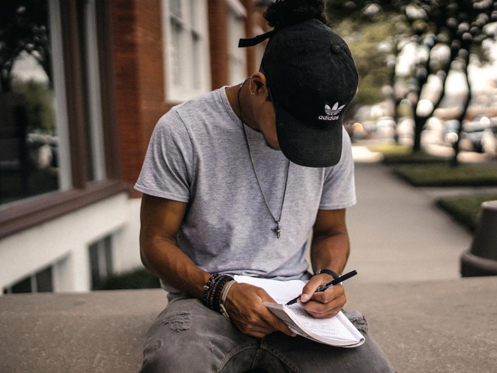 L'écriture soulage les souffrances physiques et morales