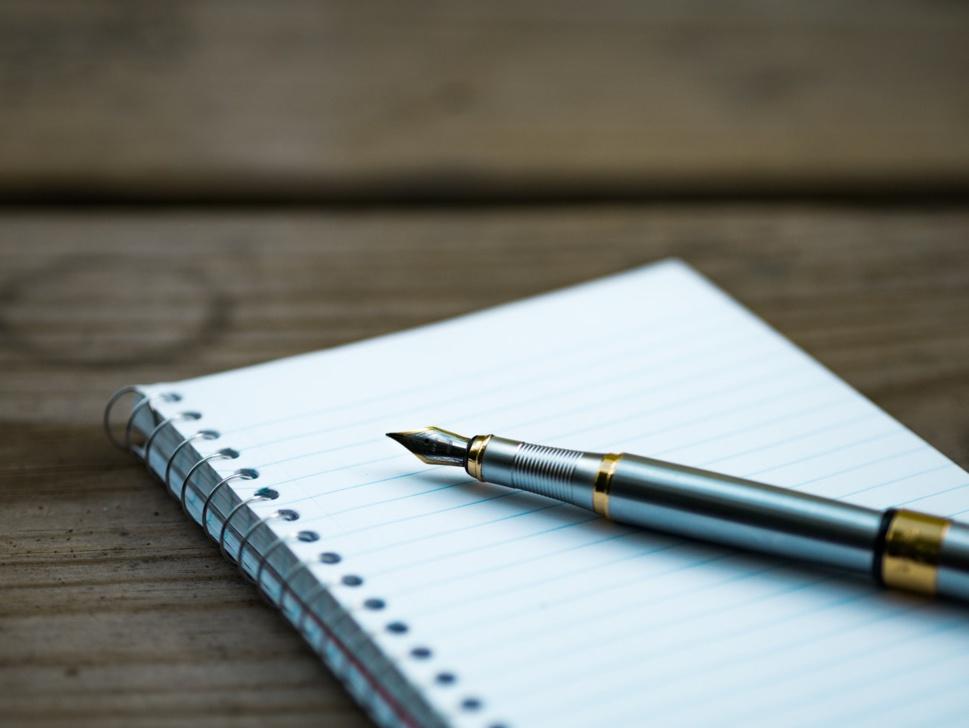 Ecrivez pour vous, simplement et régulièrement