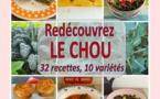 Sortie de Redécouvrez le CHOU 32 recettes, 10 variétés
