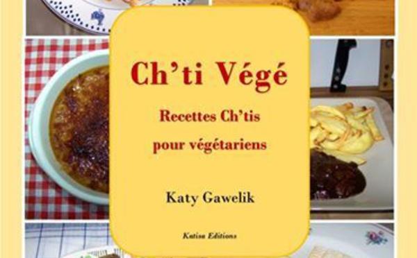 Sortie de Ch'ti Végé : recettes ch'tis pour végétariens