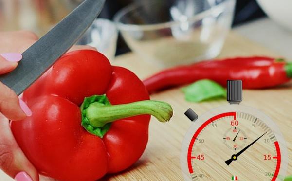 Sortie du nouveau livre de Katy Gawelik Comment gagner du temps en cuisine ?