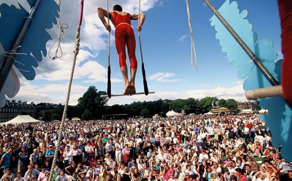 Écosse : à la découverte du festival Fringe à Edimbourg
