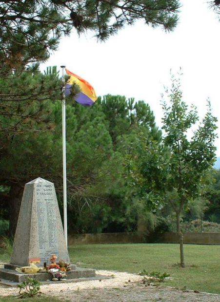 La retirada, L'exode des républicains espagnols.