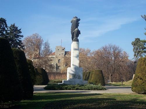 Mémorial des Serbes à la France. BELGRADE