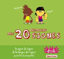 Communiquer avec les bébés et bambins entendants grâce à des Signes