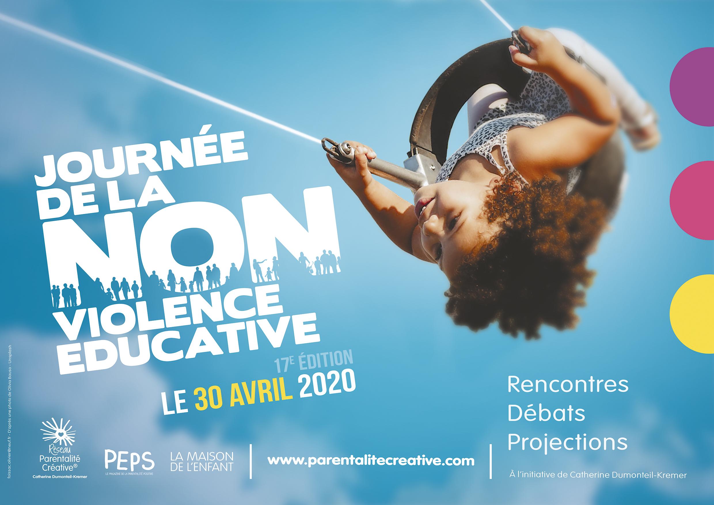 La journée de la non violence éducative 2020 approche
