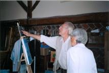 Stages et cours de peinture à La Neuvillette (Eure)