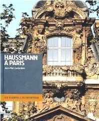 livres sur Haussmann et Paris