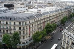 Pourquoi ces immeubles 'Haussmann' ?