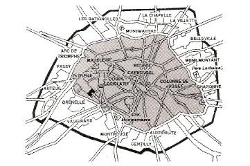 Carte de l'annexion de 1860 (éditions du Mécène)