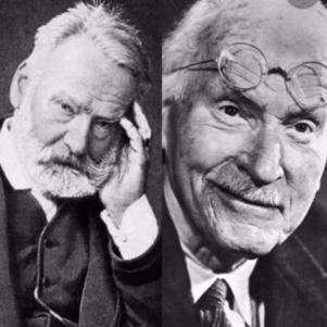 Comment Victor Hugo et C.G Jung m'ont déconfinée