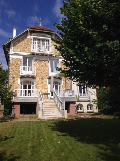 La maison de Marion à Saint-Leu-La Forêt