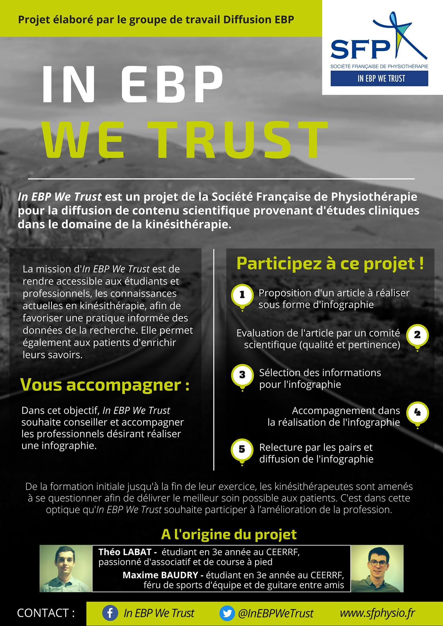 Présentation de In EBP We Trust