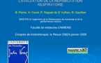 JFK2009: Conférences sélectionnées suite à l'appel à communications en ligne. Thème 7 : Kinésithérapie respiratoire
