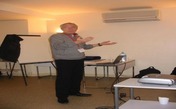 JFK2007: Atelier Tout ce que vous voulez savoir sur le Conseil de l'Ordre en kinésithérapie