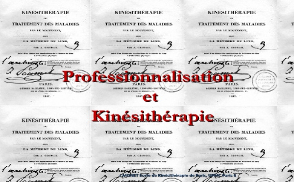 JFK2009: Conférences sélectionnées suite à l'appel à communications en ligne. Thème 4 : Exercice professionnel