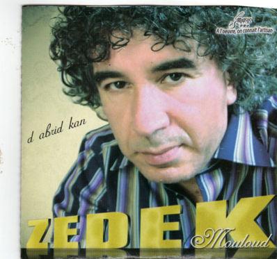 chanson zedek mouloud
