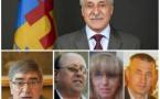Composition du nouveau gouvernement kabyle en exil