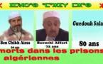 Algérie : Un détenu politique mozabite de 80 ans meurt en prison