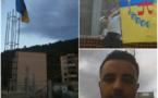 Urgent : La famille d'un militant du MAK menacée par la police algérienne pour avoir levé le drapeau kabyle à son domicile