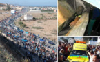 """Décès tragique d'un poissonnier au Rif : Manifestations contre la """"hogra"""""""