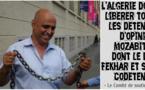 Prisonniers politiques en Algérie : Lettre aux amis de la justice et de la liberté de par le monde