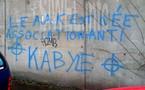 Des graffitis anti-Kabyles à Saint-Etienne