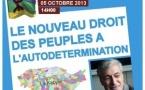 Ferhat Mehenni à Marseille : Conférence sur le nouveau droit des peuples à l'autodétermination