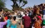 Ifigha / Lever du drapeau kabyle au village d'At Issad (en images)