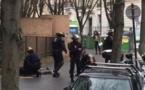 Scandale à Paris : Violente répression contre les manifestants Kurdes devant l'ambassade de Turquie qui ont protesté contre le massacre de civils kurdes