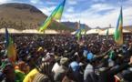 Plus de 15 milles Amazighs rendent hommage au militant amazigh Omar Khalek, le MAK adresse une lettre d'hommage