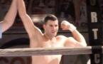 Boxe : Wary Civa Bessah vainqueur d'Anthony Carpin