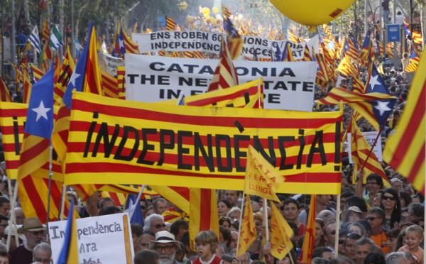 Catalogne : Référendum sur l'indépendance approuvé par le Parlement catalan