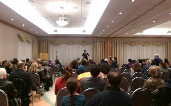 Succès de la présence kabyle au Festival Séfarade de Montréal 2016