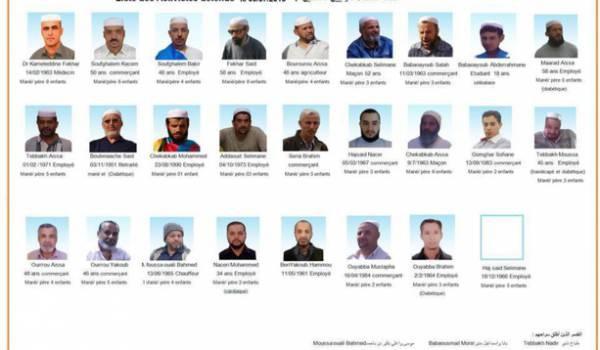 At Mzab : Trois détenus politiques septuagénaires libérés