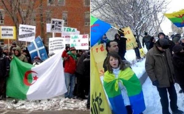Canada : Une crise, deux rassemblements