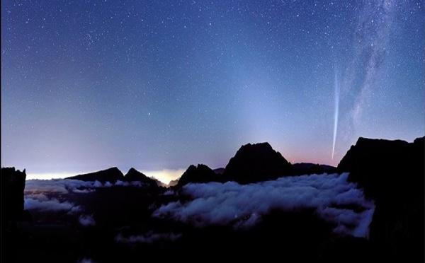 La comète Lovejoy visible à l'Ile de la Réunion