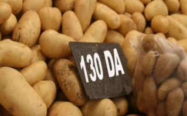 Insuffisance alimentaire : l'Algérie importe de la pomme de terre pour parer aux pénuries