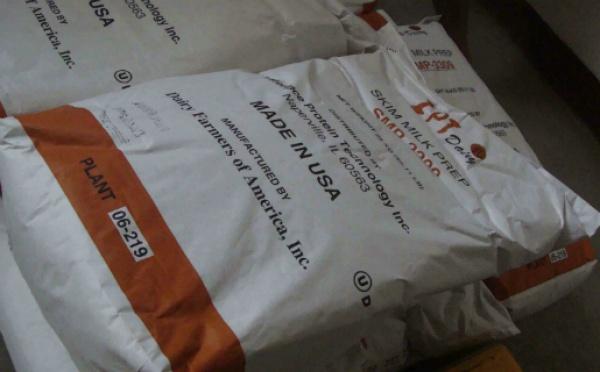 Commerce : la demande algérienne en lait écrémé en poudre a stimulé les exportations américaines
