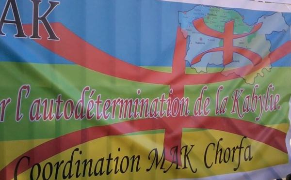 """Meeting du MAK à Chorfa :""""L'avènement d'un État kabyle est une exigence de l'histoire"""""""