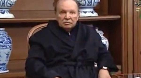 Algérie : Abdelaziz Bouteflika est candidat à sa propre succession pour la quatrième fois
