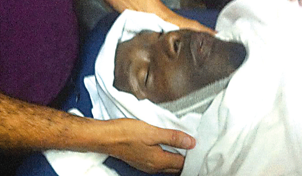 Albert Ebossé assassiné par les services algériens : la preuve