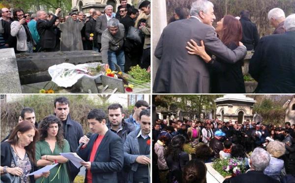 Ali-André Mécili/  Comme chaque année, les kabyles lui ont rendu un vibrant hommage
