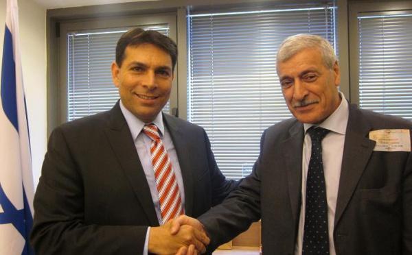 Un ami de la Kabylie nommé ambassadeur d'Israël à l'ONU