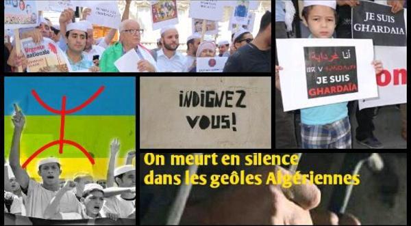 Décès d'un détenu mozabite à la prison de Ghardaïa : Communiqué du comité de soutien au Dr Fekhar et ses compagnons